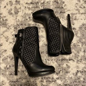 Zara Tall Ankle Boots